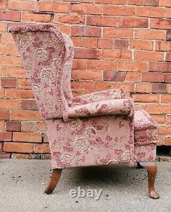 Beautiful Parker Knoll Wingback Fireside Chair PK 720 Mk 3