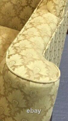 Gorgeous Extra High Backed Wing Backed Armchair Fireside Chair Easy Chair GC