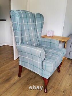 HSL Buckingham Fireside Armchair