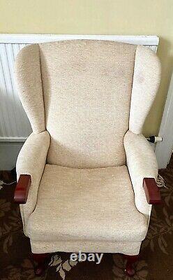 HSL Helmsley Fireside Wing Back Chair