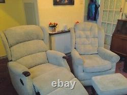 HSL Set Of Fireside Chairs