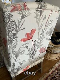 OKA Wing Back Fireside Chair