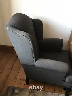 Wingback/fireside Chair Vintage